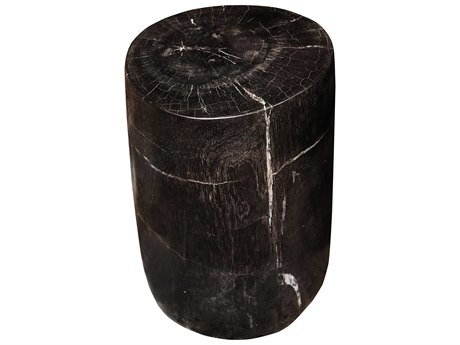 Noir Furniture Fossil Accent Stool