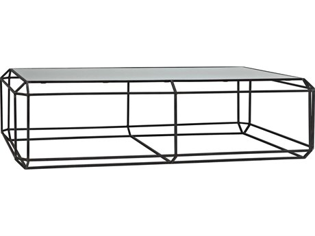 Noir Furniture 68'' Wide Rectangular Coffee Table