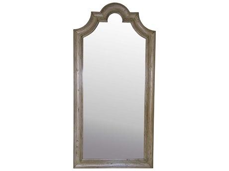 Noir Furniture Versailles Vintage Grey 44'' x 88'' Wall Mirror