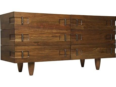 Noir Furniture David Dark Walnut 64'' x 23'' Sideboard