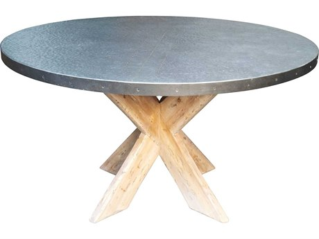 Noir Furniture 54'' Wide Round Dining Table