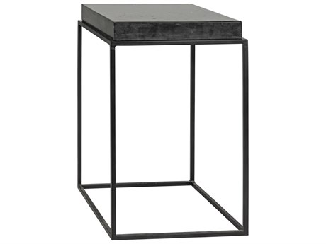 Noir Furniture 16'' Wide Square End Table