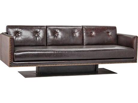 Noir Furniture Sabah Dark Tobacco Sofa