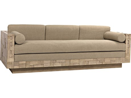 Moe S Home Collection Canal Gray Sofa Mefn100525