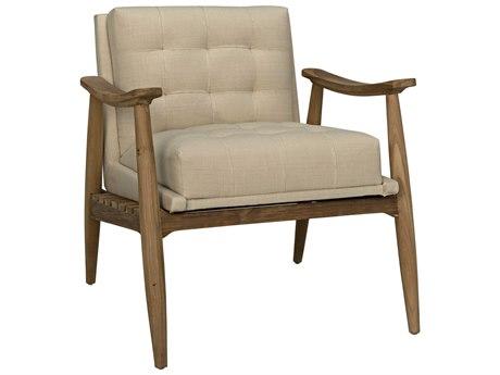 Noir Furniture Lazaros Teak Accent Chair