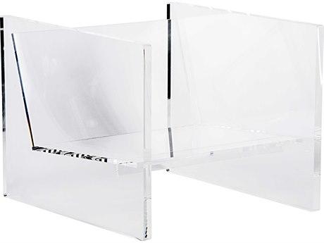 Noir Furniture Phantom Acrylic Accent Chair NOISOF263
