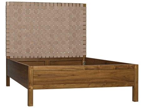 Noir Furniture Queen Panel Bed NOIGBED131QT