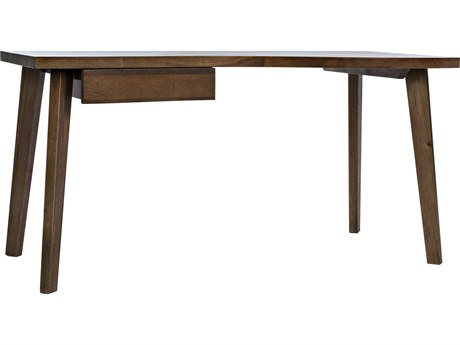 Noir Furniture Dark Walnut Secretary Desk
