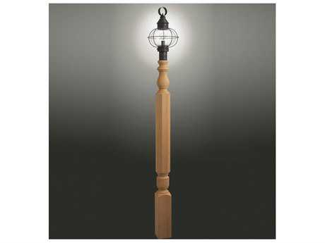 Northeast Lantern Turned Red Cedar Post NLP102