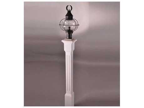 Northeast Lantern Fluted PVC Post NLPLP4