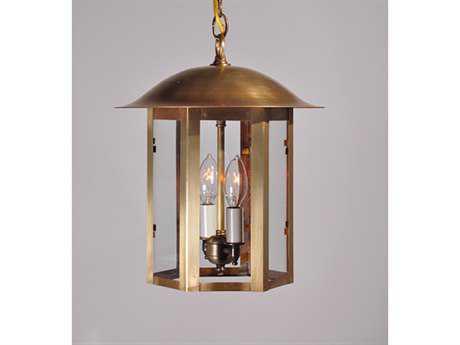 Northeast Lantern Aurora Two-Light Outdoor Hanging Light NL3222