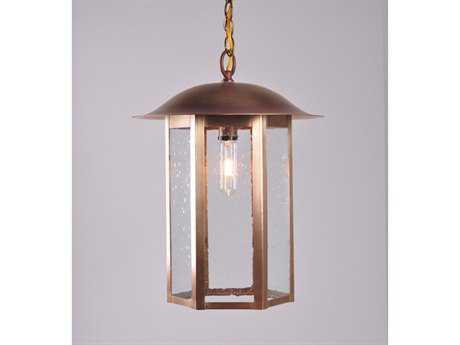 Northeast Lantern Aurora Two-Light Outdoor Hanging Light NL3232