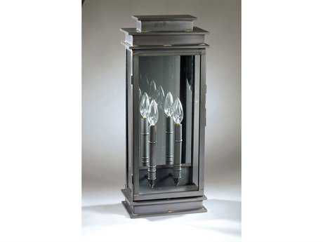 Northeast Lantern Empire Two-Light Outdoor Wall Light NL8851