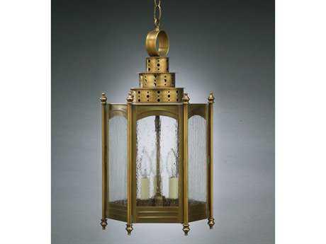 Northeast Lantern Fillmore Three-Light Outdoor Hanging Light NL3132