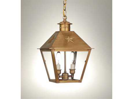 Northeast Lantern Independence Two-Light Outdoor Hanging Light NL7922