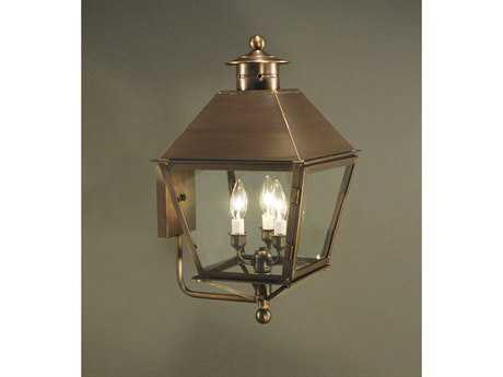 Northeast Lantern Jamestown Outdoor Wall Light NL7837