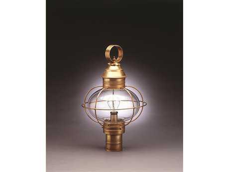 Northeast Lantern Onion Outdoor Post Light NL2543