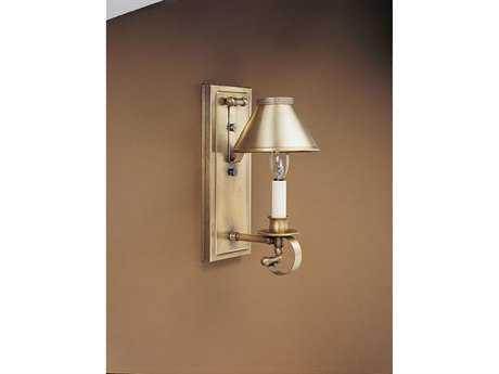 Northeast Lantern Metal Shade Wall Sconce NL138