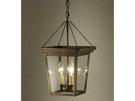 Northeast Lantern Williams Three-Light Outdoor Hanging Light