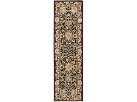 Nourison 2000 Runner Black Area Rug