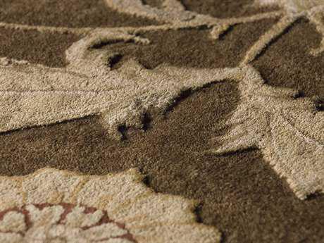 Nourison 3000 Rectangular Brown Area Rug