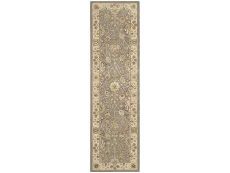 Nourison 3000 Runner Taupe Area Rug