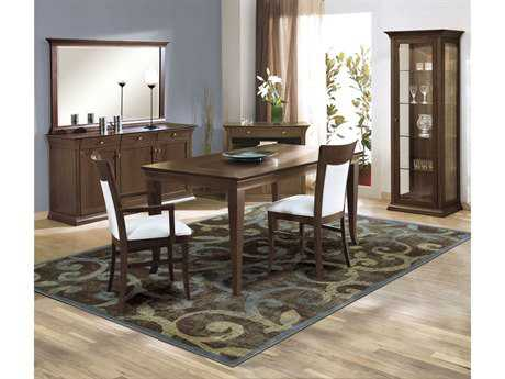 Nourison Expressions Rectangular Brown Area Rug