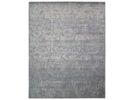 Nourison Twilight Rectangular Slate Area Rug