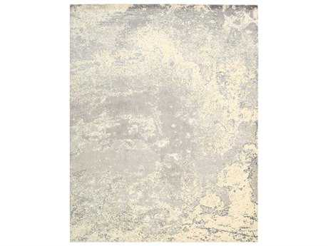 Nourison Twilight Rectangular Bone Area Rug NRTWI06BONE