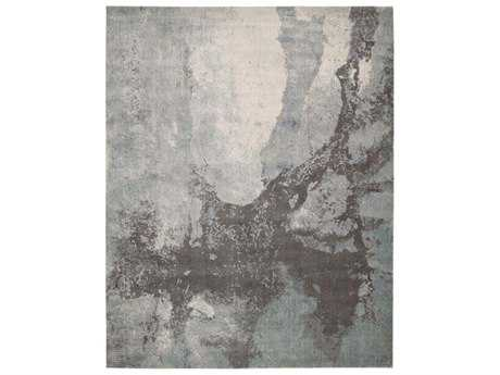 Nourison Twilight Rectangular Sea Mist Area Rug