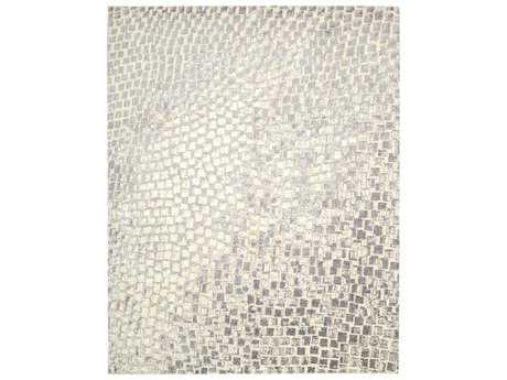Nourison Twilight Rectangular Cream Area Rug
