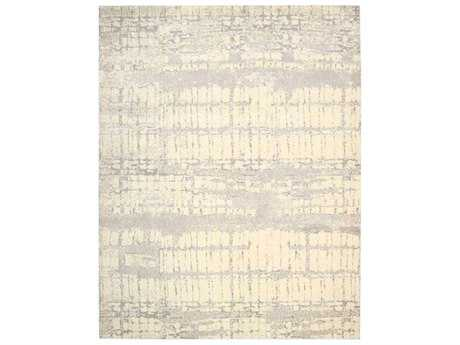 Nourison Twilight Rectangular Ivory Area Rug