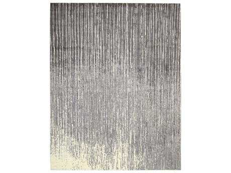 Nourison Twilight Rectangular Smoke Area Rug