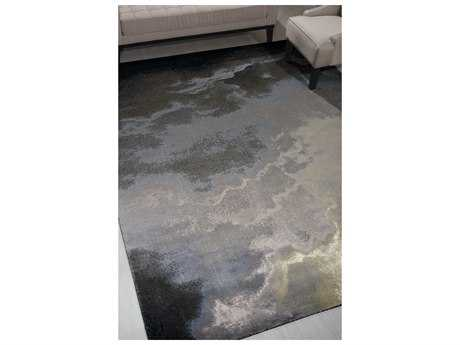 Nourison Twilight Rectangular Storm Area Rug
