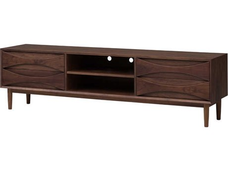 Nuevo Living Adele Brown 78.8'' x 17.8'' Media Cabinet NUEHGEM758