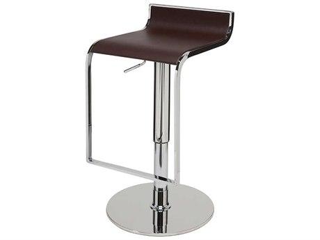 Nuevo Living Alexander Adjustable Swivel Table / Counter / Bar Stool NUEALEXANDERADJUSTABLESTOOL