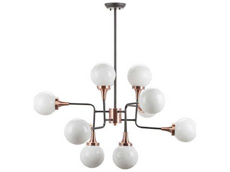 Nuevo Living Bella 12-Light 39.5'' Wide Chandelier Light NUEBELLAPENDANT