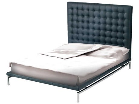 Nuevo Living Bentley Queen High Platform Bed NUEBENTLEYQUEENBEDHIGH