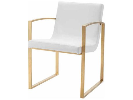 Nuevo Living Clara Dining Arm Chair NUECLARADININGCHAIR
