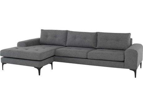 Nuevo Living Colyn Sectional Sofa NUECOLYNSECSOFABLK