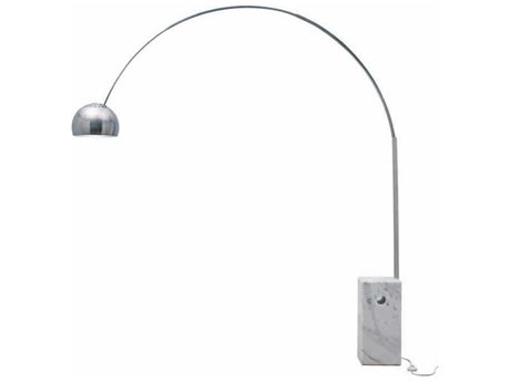 Nuevo Living Cora 89'' Wide Floor Lamp NUECORAFLOOR