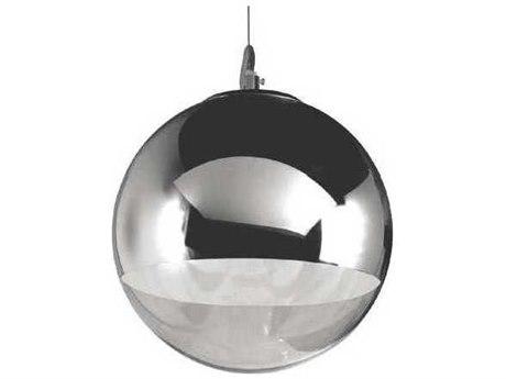 Nuevo Living Diego Jr. Silver 16'' Wide Pendant Light