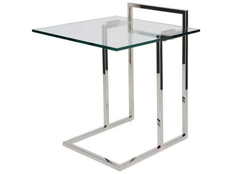 Nuevo Living Enna 20.3'' Square Side Table NUEENNASIDETABLE