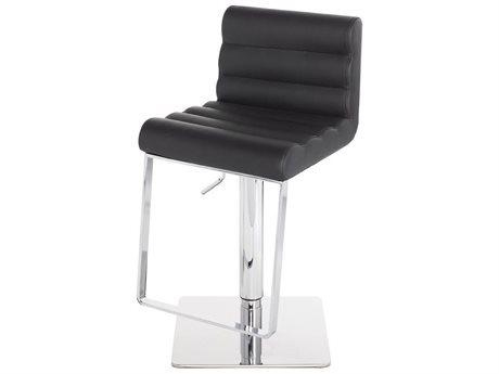 Nuevo Living Fanning Adjustable Swivel Table / Counter / Bar Stool