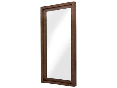 Nuevo Living Glam Brown 24'' x 48'' Rectangular Wall Mirror NUEHGYU175