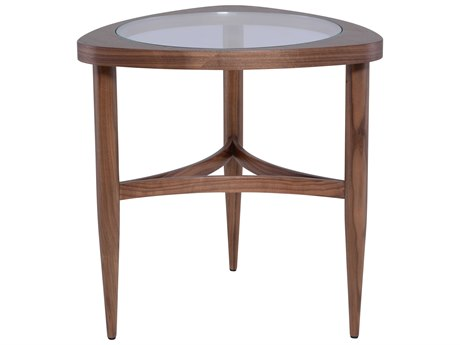 Nuevo Living Isabelle Clear 20.5'' x 20.5'' Other Side Table NUEHGYU214