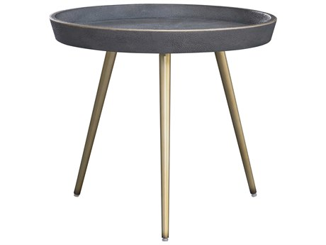 Nuevo Living Josephine 19.8'' Round Side Table