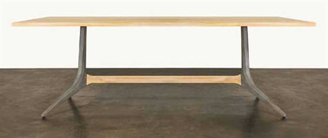 Nuevo Living Kahn 86.8'' x 39.5'' Rectangular Dining Table