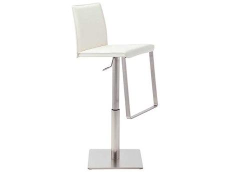 Nuevo Living Kailee Adjustable Swivel Table / Counter / Bar Stool NUEKAILEEADJUSTABLESTOOL