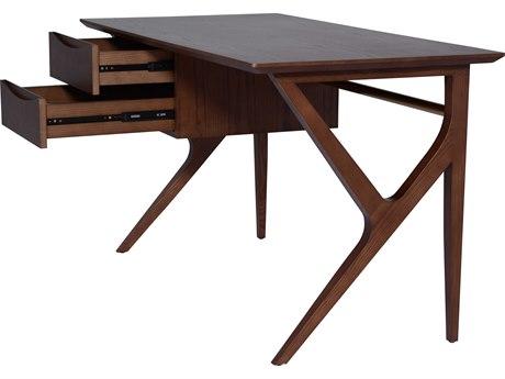 Nuevo Living Karlo Brown 53.5'' x 27'' Rectangular Writing Desk